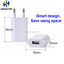 Colorful 5V 1A US EU Plug AC USB Power Adapter Travel Wall Charger for iphone6 6s