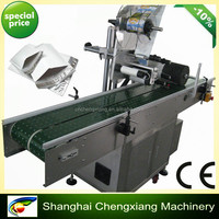 SHANGHAI LOWEST PRICE automatic one side box labeling machine,paper bag labeling machine