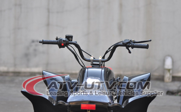 125cc automatic china top selling atv