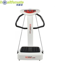 Dual Motor 500w Professional Vibration Vibe Plate Exercise Fitness Machine