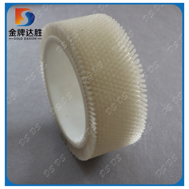 Nylon 66 Tufted Rotary Brush for Cleaning