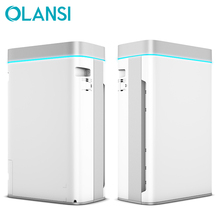 Wifi HEPA Air purifier with Air Quality UV Sanitizer home use app control