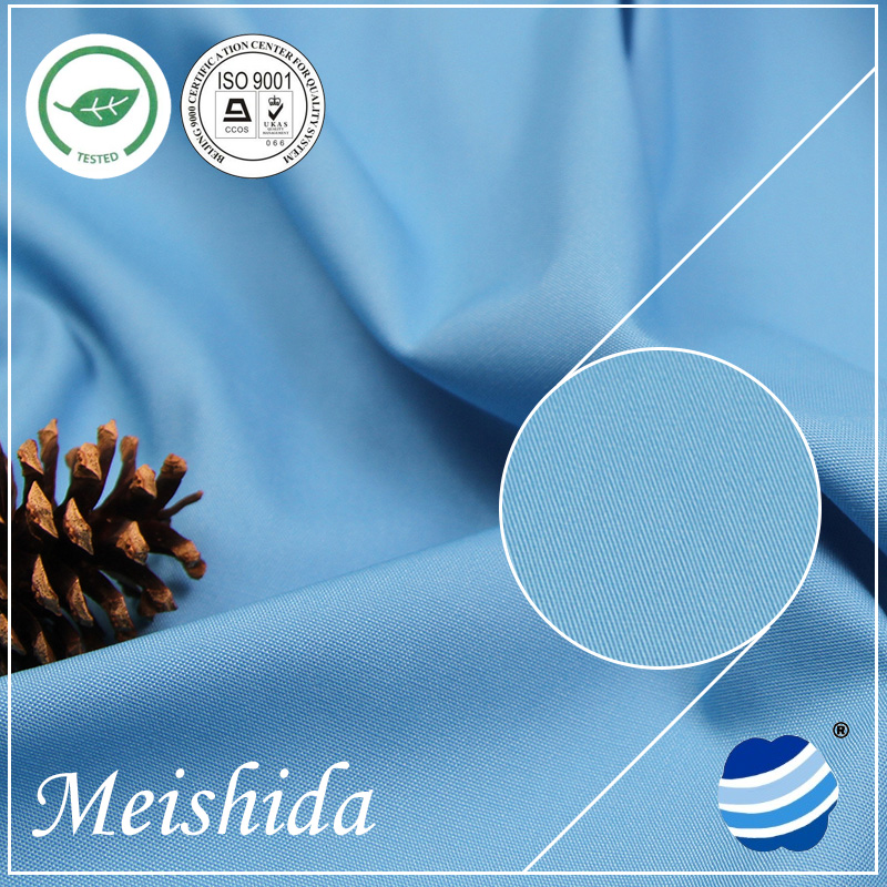 TC twill solid dyed 32*21/148*64 fabric manufacturer