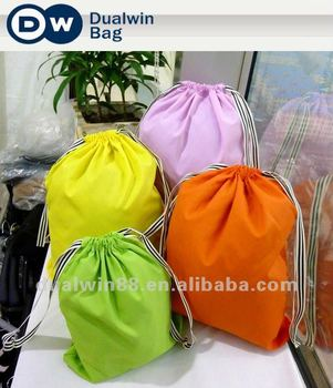 Waterproof Drawstring Laundry Bag