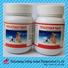 dog vitamins and supplement multivitamin tablet