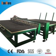 EVA/ PVB Laminated Glass Cutting Machine, laminated glass cutting table