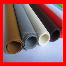 Environment protected upholstery automotive nonwoven fabrics