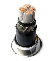 Low Voltage PVC Insulation 35mm2 Copper Electrical Cable