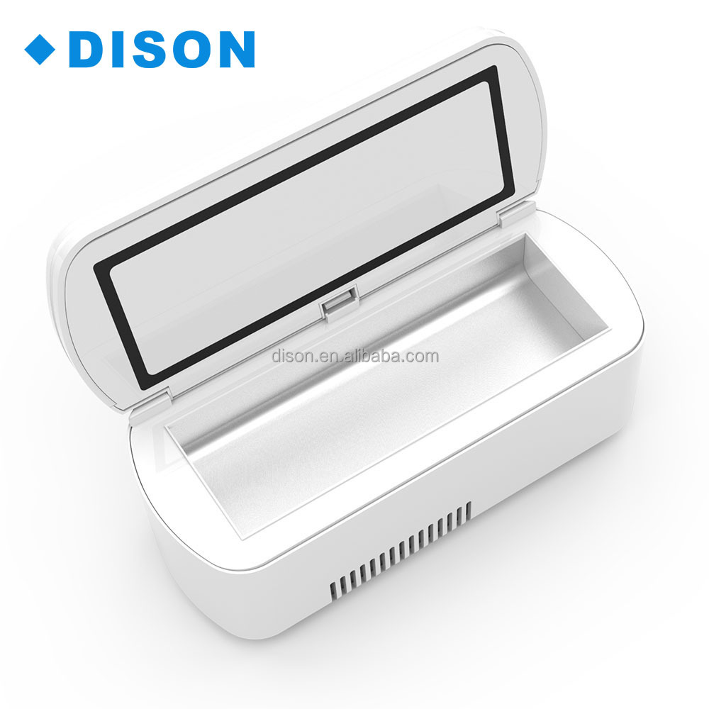 ABS material Type Dison BCZ-300A Portable Travel Insulin Fridge