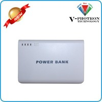 2014 New products high quality power bank 10400mah for all mobile phone