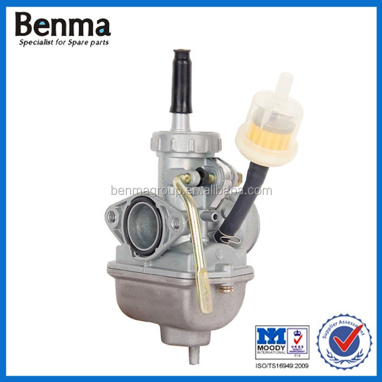 Different types motorcycle carburetor/top quality CD70 carburetor for motorcycle