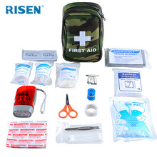 Portable Emergency military First Aid Kit Pouch Bags Travel Sport Rescue Medical Treatment Outdoor Hunting Camping First Aid Kit