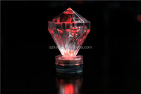 2015 New Arrival Promotion One Dozen Waterproof Super bright Wedding Diamond small SUBMERSIBLE LED Candle Tea floating Light