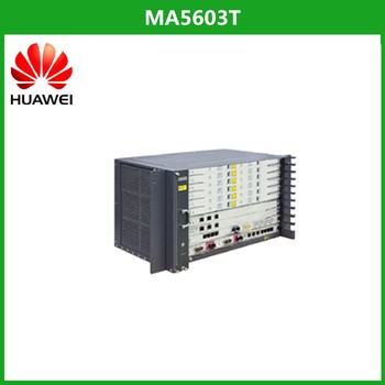 Huawei SmartAX MA5603T EPON OLT With a Maximum of 3072 EPON Users