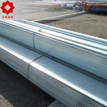 hot dipped welded 80x80 steel square tube galvanized pipe horse fence panels