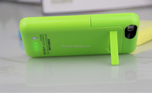 Latest for iPhone 5 Charger Case 5/5s/5c 2200mah phone battery case
