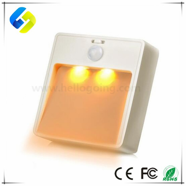 Human body induction lamp LED Battery Powered motion sensor led night light