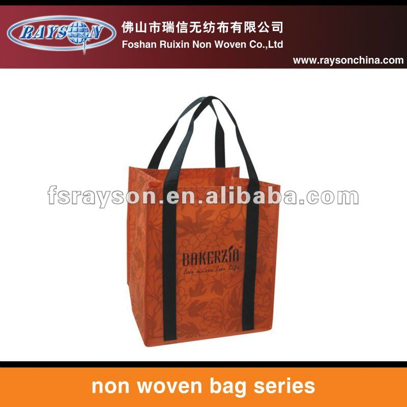 good quality pp woven shopping bag