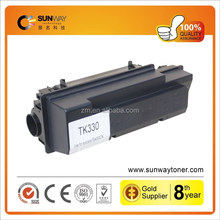 Hot sale toner cartridge Tk 330 332 334 for KYOCERA FS-4000DN