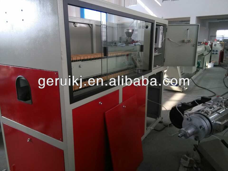 PE cable extrusion machine