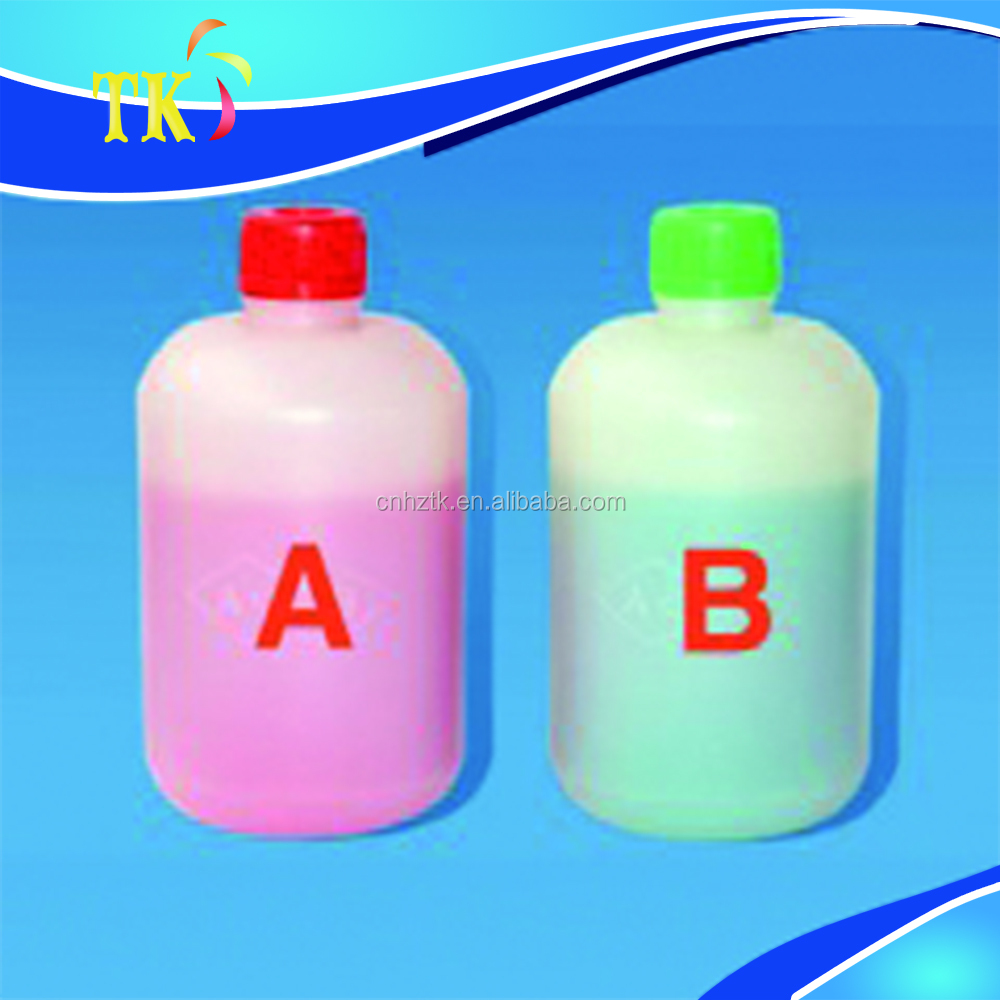 Epoxy resin double two glue/adhesive used for lable and crystal
