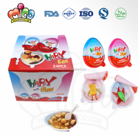 Surprise Chocolate Happy Eggs With Toy Inside