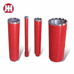 Custom made diamond core drill bit 38mm x 150mm