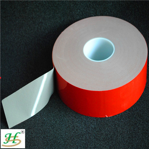 Shanghai ISO9001 certified 800mm X 33m Double Sided Acrylic Foam VHB tape for car emblem