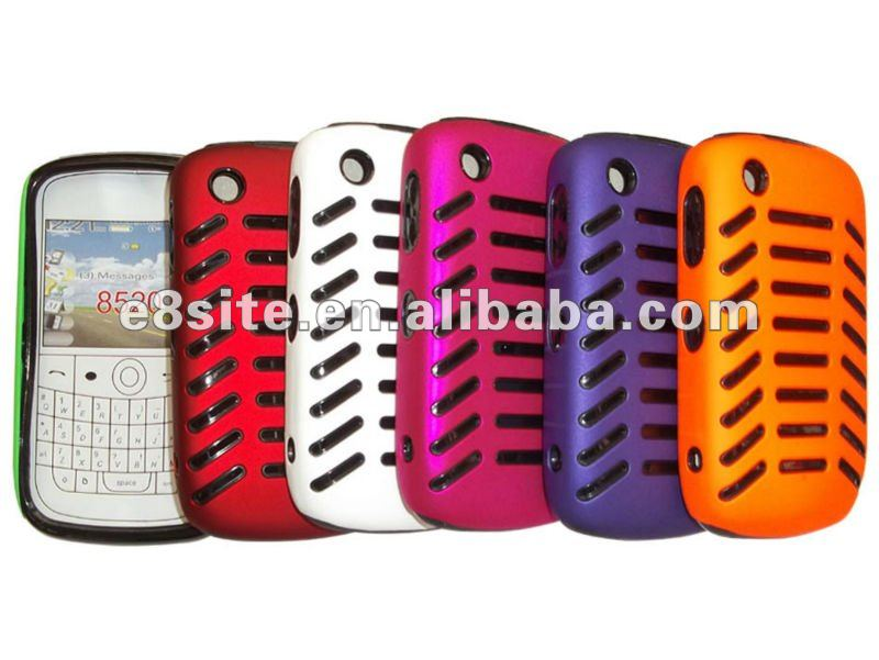 New Arrival TPU+PC Combo Cover Case For BlackBerry Curve 8520