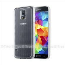 Transparent Ultra thin soft clear TPU case for Samsung Galaxy S5