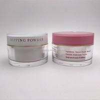 top quality wholesale 60ml dipping powder jar 2 oz cosmetic jars plastic