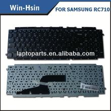 Laptop keyboard clearance sale for Samsung RC710 series