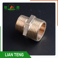 Honesty and Credit double nipple reducing copper coupling Industrial use