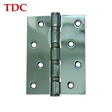 Nylon steel ring solid brass hinge