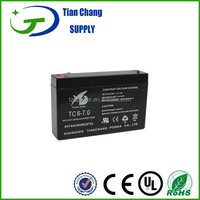 6V 7Ah Lead Acid Battery Solar