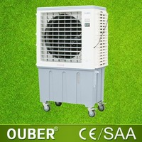 2014 air cooler unit,cooling pad water air cooler,water cool air fan