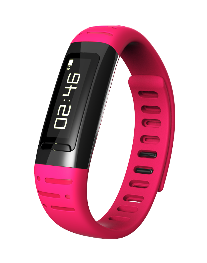 Wireless Bracelet OLED Bluetooth U9 Watches support Android ios System