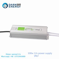 12v constant voltage power with waterproof 10w 15w 20w 30w 50w 100w 120w 200w
