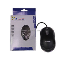 high quality and cheap wired usb optical mouse - M-001