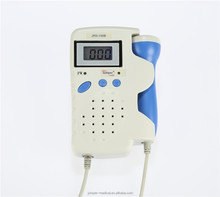 portable pregnancy doppler jumper ultrasonic fetal doppler jpd-100b
