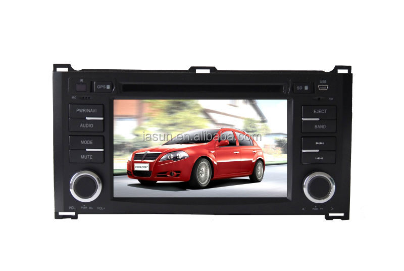 Touch Screen Car DVD Player with GPS for BRILLIANCE FRV