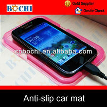 Hot sale of carpet mat car cell phone mat
