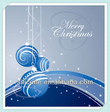 popular christmas decoration cards