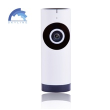 1MP WiFi 180 Degree Fisheye Mini IP Camera