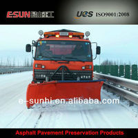 HZJ5120TCX medium duty snow plow trucks for sale