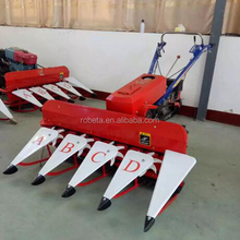 Factory direct sale dry rice reaper/raspberry harvester