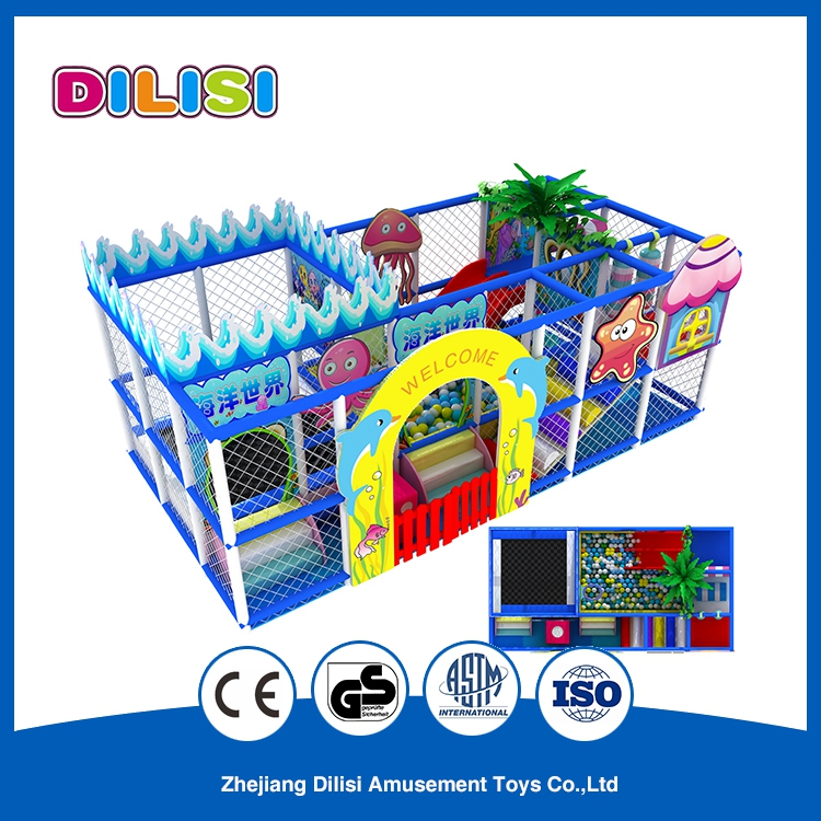 Kids Plastic Indoor Playground Equipment Soft Play Party FacilitiesIndoor Play Centre