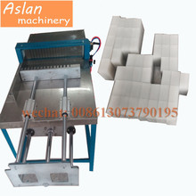automatic bath soap cutter/handmade soap cutting machine/sulfur soap cutting machine