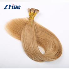 Factory Price Virgin Russian Hair Keratin I-Tip Remy Stick Tip Hair Extensions