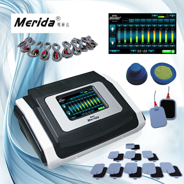 Acupuncture point stimulator tens slim ems fitness machines